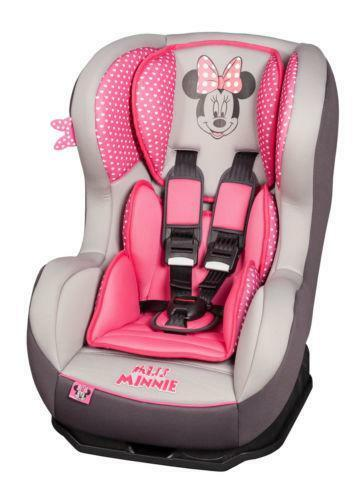 Minnie Mouse Car Seat Ebay