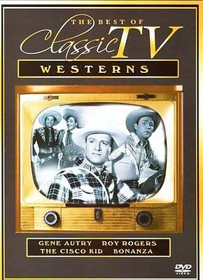 Best of Classic TV Westerns Vol. 2 (DVD, 2005, #15129) BRAND NEW FACTORY (Best Quality Television Brands)