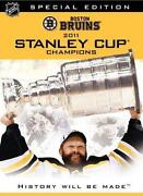Boston Bruins Stanley Cup DVD