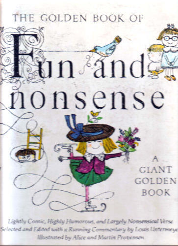 Golden Book Of Fun And Nonsense