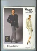 Vogue Yves Saint Laurent