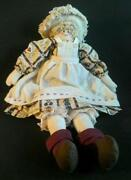 Handmade Country Doll