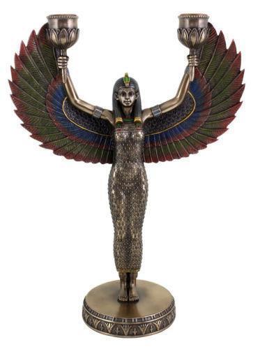 Isis Statue Egyptian Ebay