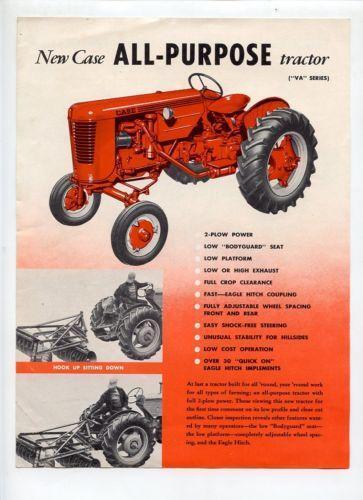 case va tractor ebay
