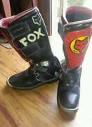 Used Fox Boots