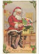 Old Christmas Postcards