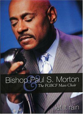Bishop Paul S. Morton & Fgbcf Mass Choir: Let It Rain DVD USED VERY GOOD  (Let It Rain Paul Morton)
