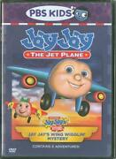 Jay Jay The Jet Plane DVD