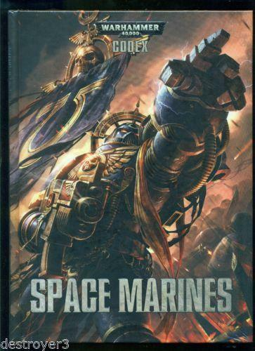 Space marine codex ebay fandeluxe Choice Image