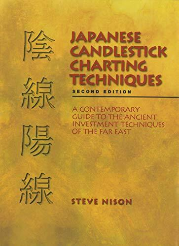 Japanese Candlestick Charting Techniques Second Edition 2nd
