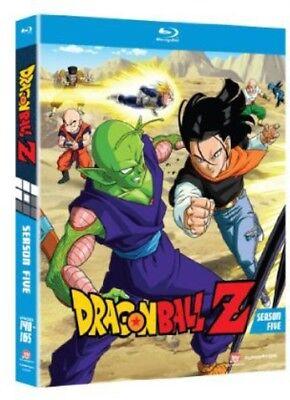 Dragon Ball Z: Season 5 [New Blu-ray] Dubbed, Subtitled