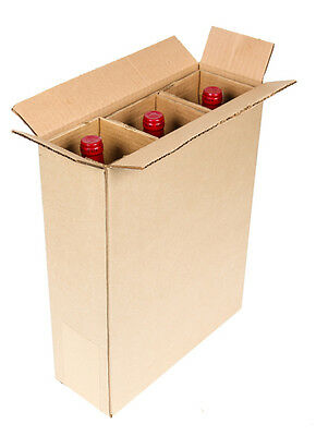3 Bottle Wine Shipping Box Spiritedshipper Com Boxes Are Ups   Fedex Approved
