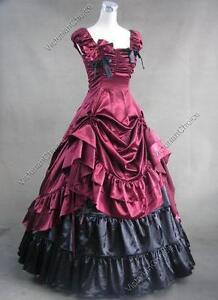 Civil War Dress XL 6cdf55c50712