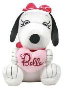 Snoopy Belle Plush