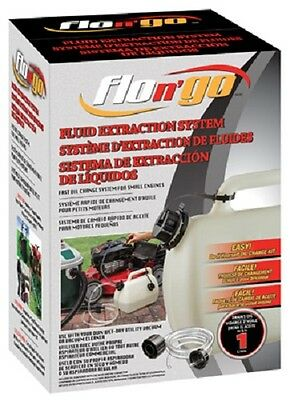 Flo and Go Fluid Extraction Kit, A Simple & Unique Way To Remove Old Oil