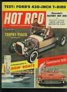 Hot Rod Magazine 1959