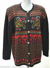 Beaded Plus Size Vintage Sweaters for Women