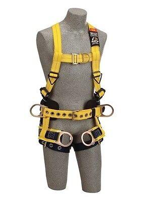 Dbi-sala Delta Tower Climbing Harness Items 1107776 1107777 1107775 1107778