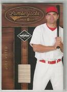 Joey Votto Game Used