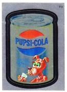 Wacky Packages Pupsi Cola