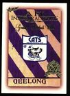Geelong Cats Australian Football Trading Cards