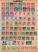 Briefmarken Luxemburg