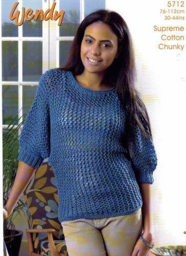 Wendy Knitting Patterns Ebay