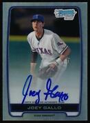 Joey Gallo Chrome Auto