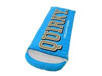 Quirky Rizla Adult Hooded Sleeping Bag