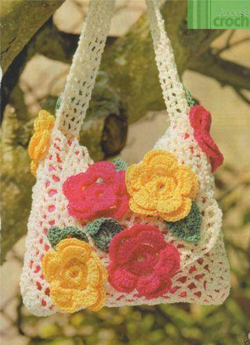 Crochet Bag Ebay