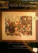 Bear Cross Stitch Kit