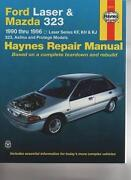Ford Laser Workshop Manual
