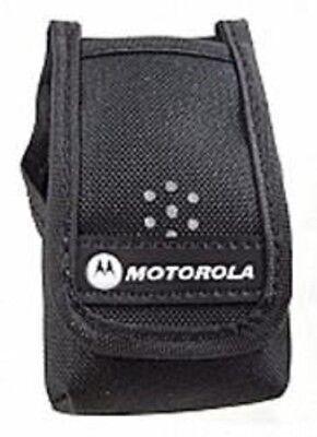 Rln5699a Rln5699 - Motorola Minitor V Nylon Case With Belt Loop Plain