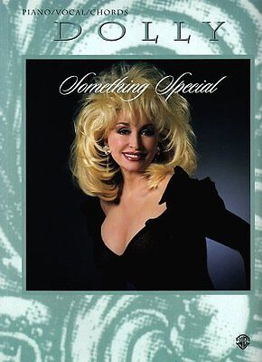 Dolly Parton: Something Special - Piano-Vocal-Chords Sheet music
