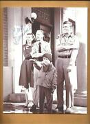 Andy Griffith Signed