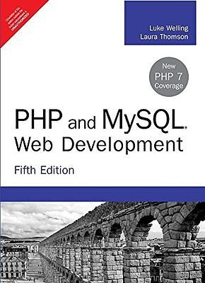 Php And Mysql Web Development By Luke Welling And Laura Tho 5Th Intl Ed