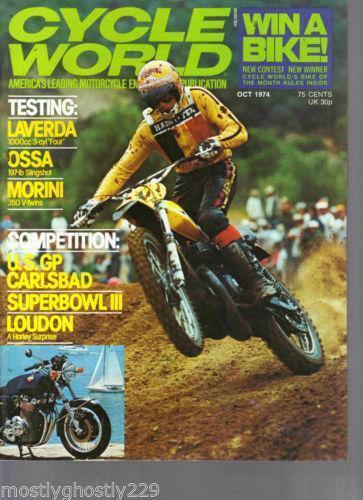 Cycle World: Magazine Back Issues | eBay