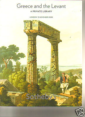 SOTHEBY'S Greece Levant Albania Athens Book (Athens Department Store)