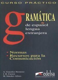Spanish Grammar - Gramática de Español lengua extranjera