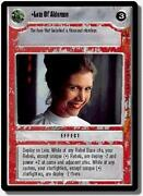 Star Wars CCG Leia