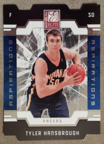 c4e4bc31e0b Tyler Hansbrough: Basketball   eBay