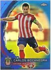 Topps Chrome Serial Numbered Chivas USA Soccer Trading Cards