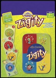 Cranium Zigity card game Kitchener / Waterloo Kitchener Area image 1