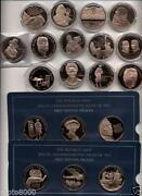 Franklin Mint Bronze Coins