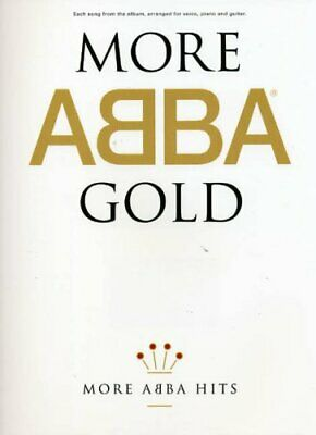 More Abba Gold by U Paperback Book The Fast Free Shipping