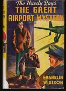 Hardy Boys Great Airport Mystery