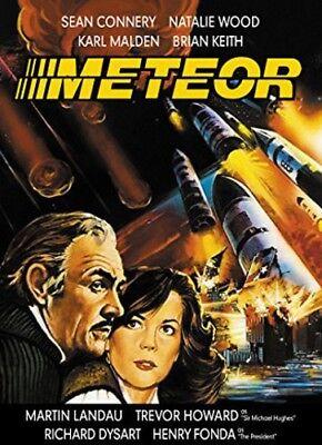 Meteor  New Dvd