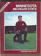 Michigan State Program