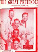 The Platters Sheet Music