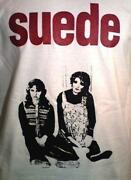 Suede T Shirt